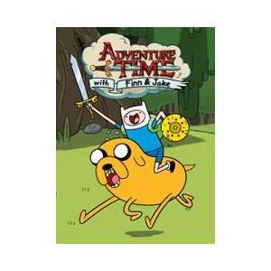 Magnets   Adventure Time   Finn Riding Jake