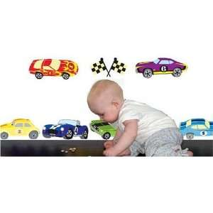 Rad Racers WallCandy Arts Wall Candy Removable Sticker