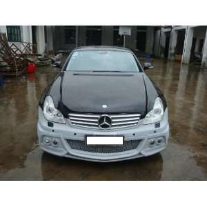 05 09 Mercedes Benz CLS Class WI Style Front Bumper