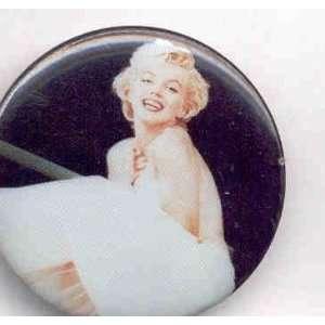Vintage Marilyn Monroe Pinback Pin 1980s