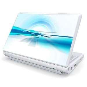 Dell Mini 1010 / 10v Netbook Skin   Abstract Future World