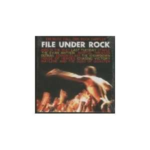 File Under Rock Emi Music Fall 2005 Rock Sampler Various
