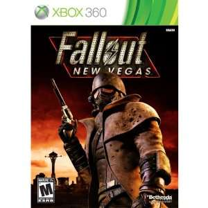 XBOX 360 Fallout New Vegas w/ Mercenary Pack DLC: Video