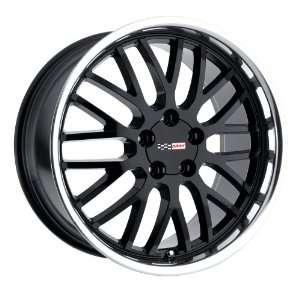 18x10.5 Cray Manta (Gloss Black w/ Mirror Lip) Wheels/Rims