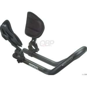 Profile Airstryke Clip ons with F19 Arm Rest & Pads