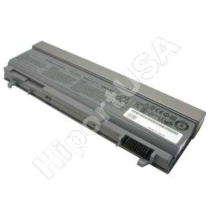 Cell Battery Fit Dell Latitude E6500, 312 0749, 4N369