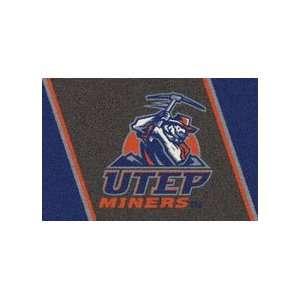 Texas (El Paso) Miners UTEP 33 x 45 Team Door Mat