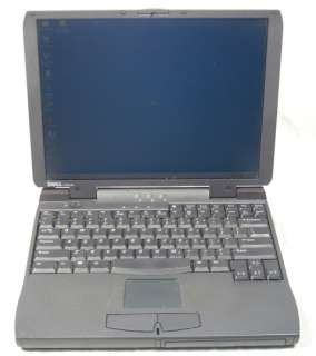 This listing is for a Dell Latitude CPi Notebook with a 13 LCD. It