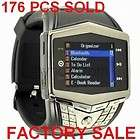 DWN GD910 Ultra Thin Unlocked Watch Cell Phone Mobile Keypad/Touch