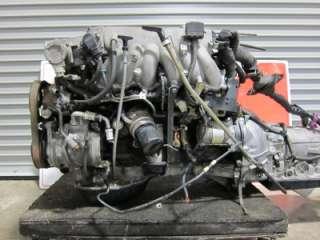 JDM Toyota Aristo 2JZ GTE Engine swap GS300 Automatic JZS147 91 97 GS