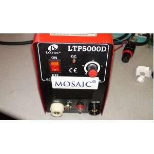 MOSAIC PILOT ARC LTP5000D 50A Plasma Cutter 1/2 CLEAN Cut