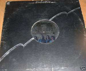 Status Quo Self Titled LP 1976 USA Die Cut + Lyrics VG