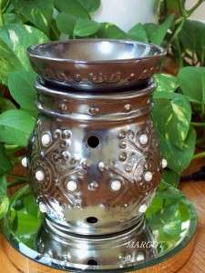 Scentsy Full Size Warmer  MARGOT  NEW~Lovely Gift