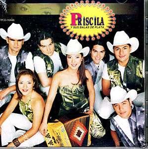 PRISCILA Y SUS BALAS DE PLATA/ PARA MI AMOR CD