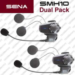 Sena Motorcycle Helmet Bluetooth Headset Intercom Kit 2