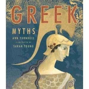 Ann Turnbull, Sarah YoungsGreek Myths [Hardcover](2010) Sarah Young