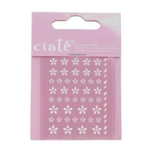 Ciate 3D Nail Art Stickers   Flowers Beauty