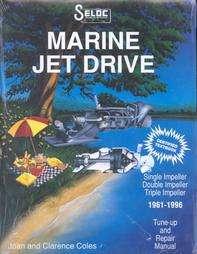 Selocs Marine Jet Drive, 1961 1996, Tun