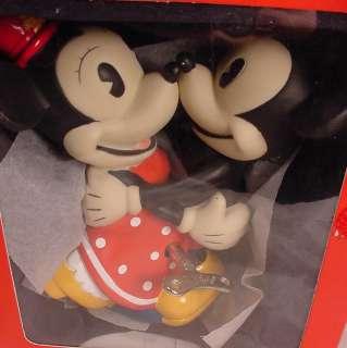 Mickey Minnie Mouse Disney Wind Up Toy MIB