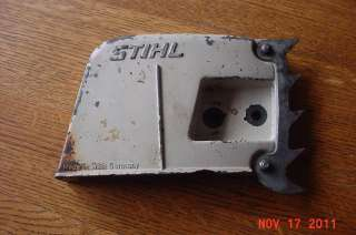 Stihl 041 Clutch cover, with bumper spike