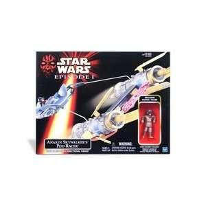 Star Wars Episode 1 Anakin Skywalkers Pod Racer Toys