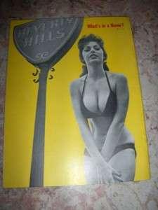 OCTOBER 1960 ACE MAGAZINE VOL 4 No 3 FOR MEN OF DISTINCTION MAGAZINE