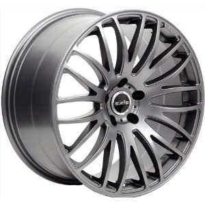 20x8.5 Axis Power (Matte Gunmetal) Wheels/Rims 5x114.3 (POW0855H40MGM)