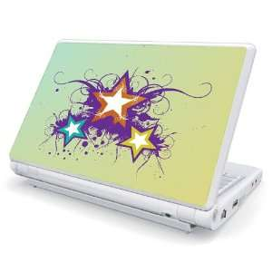 Rock Stars Design Skin Cover Decal Sticker for Dell Mini