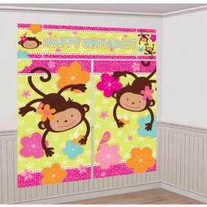 Monkey Love Scene Setter Toys & Games
