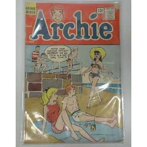 B1 ARCHIE #149 COMIC BOOK 12 CENTS COVER