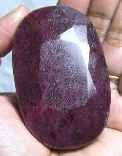 1145.00 CTS CERTIFIED NATURAL EARTH MINED RUBY