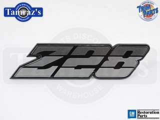 80 81 Z28 Z 28 Front Grille Emblem Grill USA   Charcoal