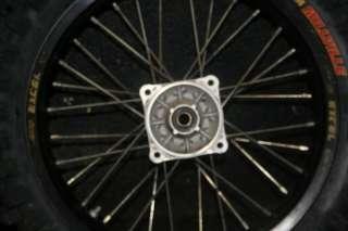 Yamaha YZ85 YZ 85 80 Excel 16 Big Wheel Rear Hub Rim