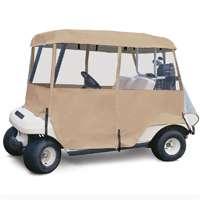 300 WATT ELECTRIC HEATER w/ FAN for UTV Cab Golf Cart RV Camper Auto