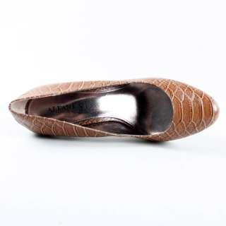 ALFANI Womens High Heel Platform Pump Designer Fashion Sz 10