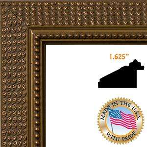 625 Dark Gold (Red) Picture Frame 847625052515