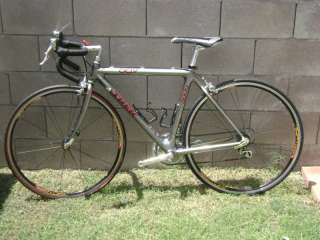 50cm Trek 5000 OCLV Carbon Fiber Road Bike w/Dura Ace