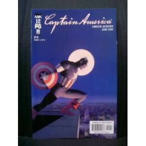 Captain America #12 Chuck Austen, Jae Lee Books