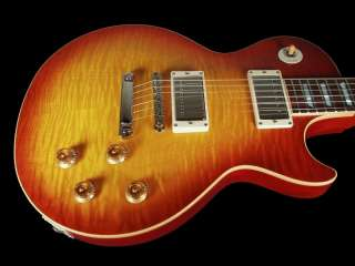 2012 GIBSON LES PAUL 1959 CUSTOM SHOP 59 HISTORIC GLOSS ~ STANLEY