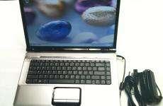 HP dv6605 Laptop Dual Core 3GB 120GB 15 Windows7 Office 2010 like IBM