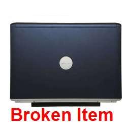 Dell Inspiron 1420 Core 2 Duo 2.4GHz BROKEN   Black