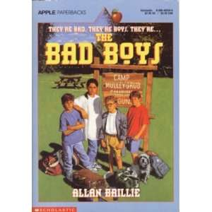 The Bad Boys (9780590482585) Allan Baillie, David Cox Books
