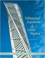 Differential Equations and Linear Algebra, (0131860615), Jerry Farlow
