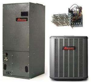 ton Amana Heat Pump ASZ130421 ARUF364216 HKR 15C