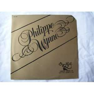 PHILIPPE WYNNE Self Titled USA LP 1984: Philippe Wynne: Music