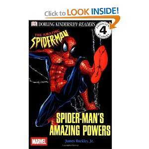 Spider Mans Amazing Powers (Turtleback School & Library
