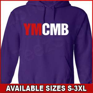 YMCMB Young Money & Cash Lil Wayne shirt purple Hoodie