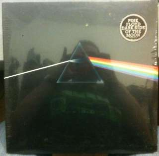 PINK FLOYD dark side of the moon LP sealed 80S PRESS