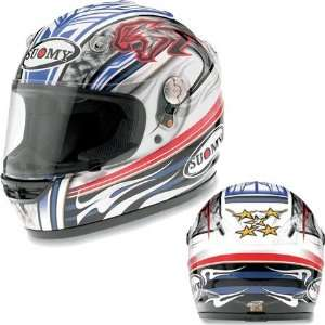 Suomy Vandal Biaggi Full Face Replica Helmet Large  Off