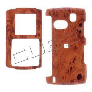 Samsung Comeback T559 Light Wood Grain Design Hard Case/Cover